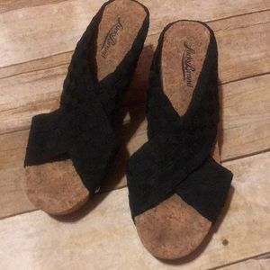 Lucky Brand Wedges 7M